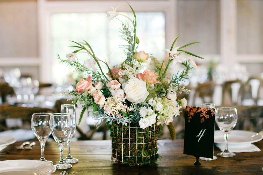 Michelle Peele Wedding Flowers