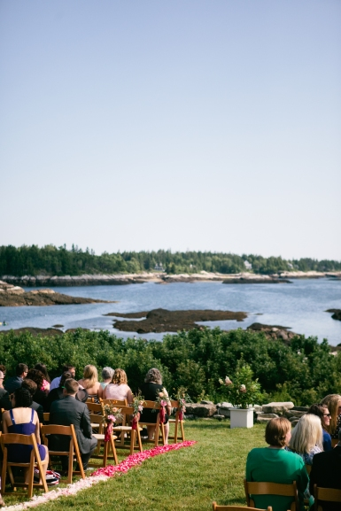Michelle Peele Weddings Southport Island Maine