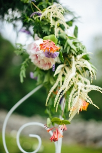 Lovell Maine Wedding Flowers by Michelle Peele