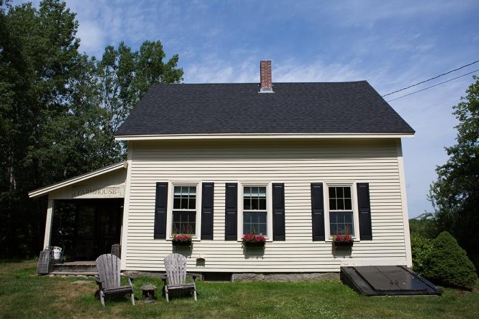 Alna Maine Vacation Rental Property