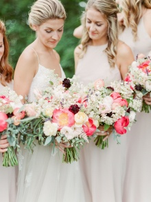 Maine Wedding Floral Design, Michelle Peele
