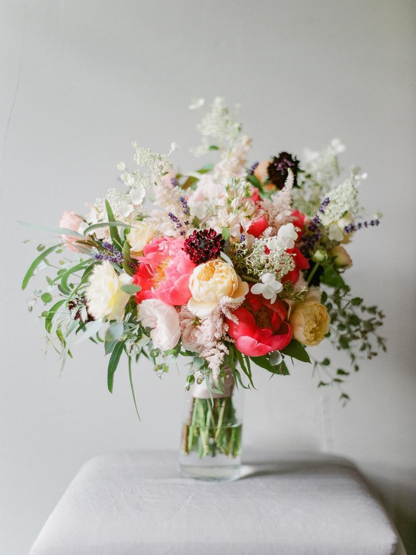 Michelle Peele Floral Design Maine Weddings