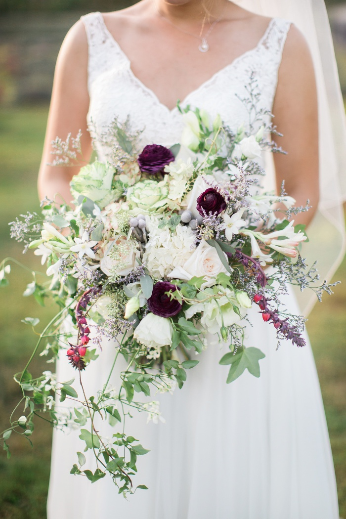 Marianmade Farm Wedding with Michelle Peele Floral