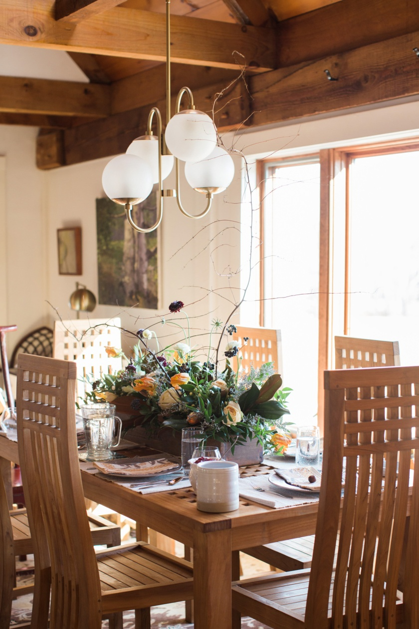 Michelle Peele Floral Maine Thanksgiving