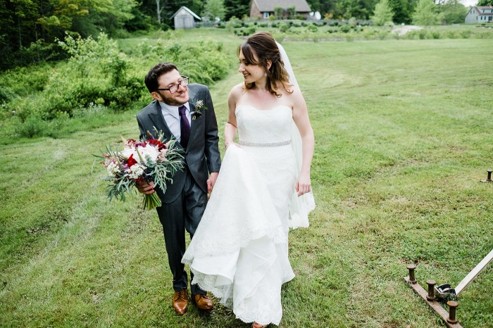 Marianmade Farm Wedding with Michelle Peele Floral by Lisa Rigby