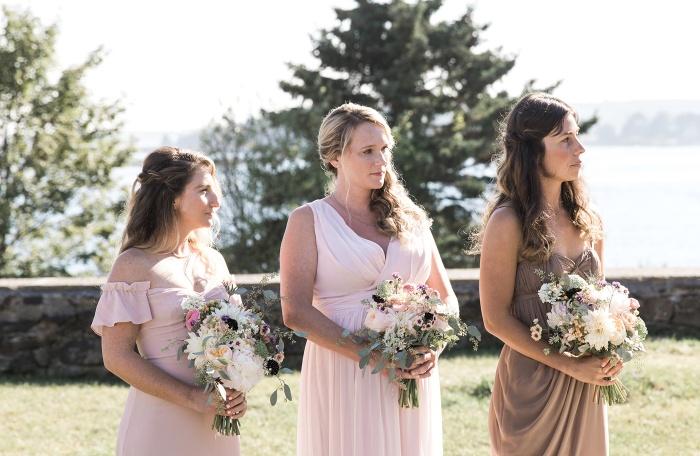 Pemaquid Maine Wedding with Michelle Peele