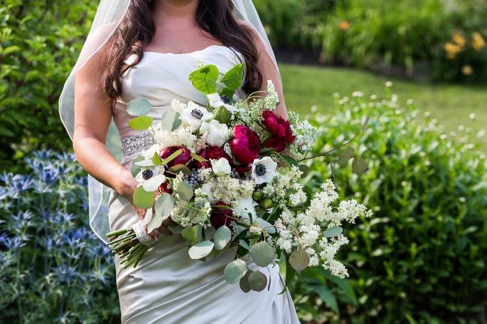 Michelle Peele Floral Bouquet