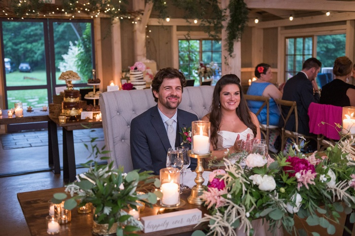 Michelle Peele Floral Wedding