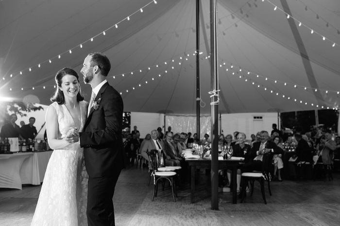 Castine Maine Wedding Receptions