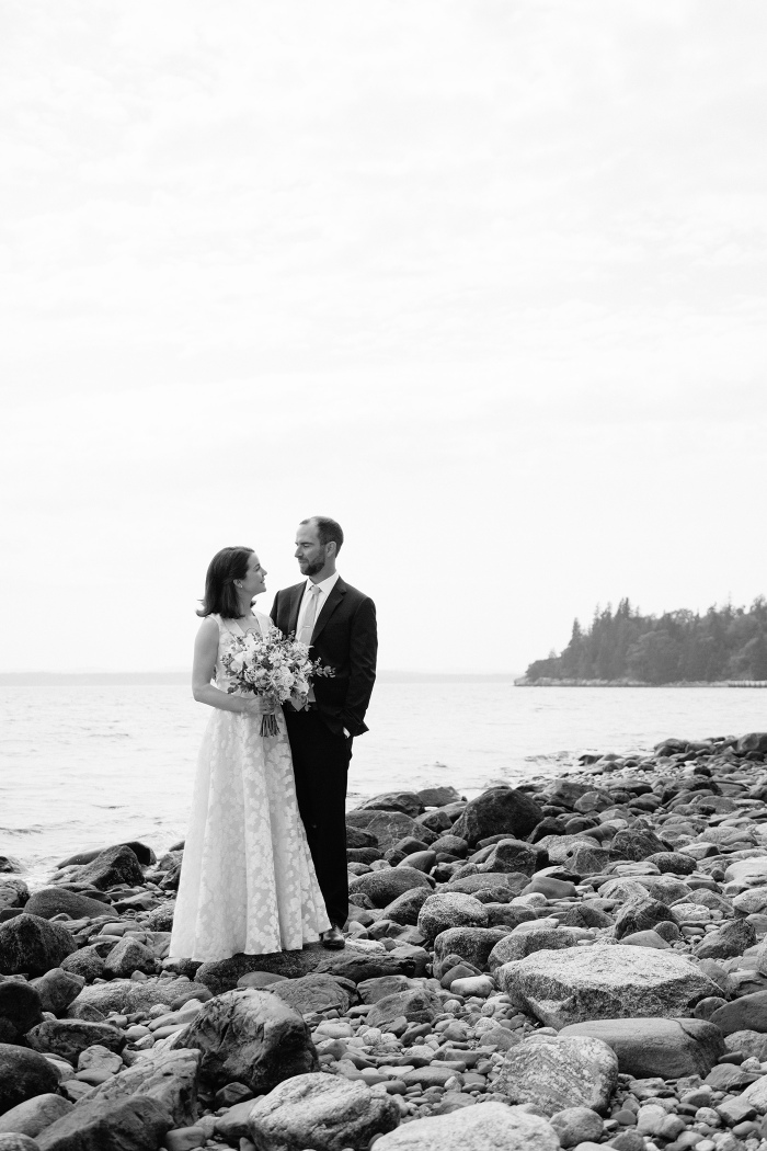 Maine Wedding by Lara Kimmerer
