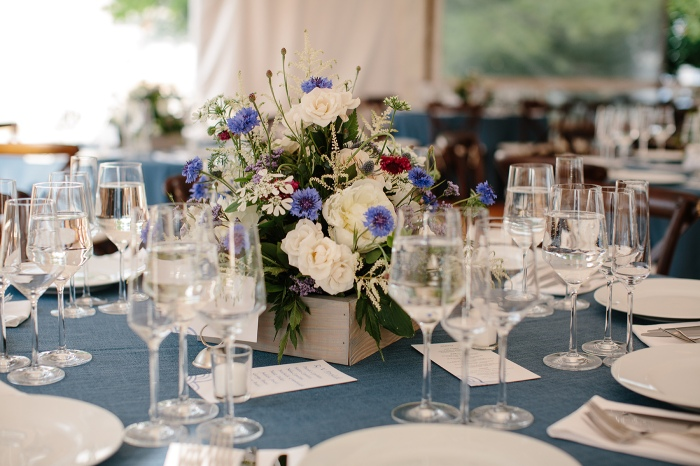 Maine Wedding Floral Designers Castine