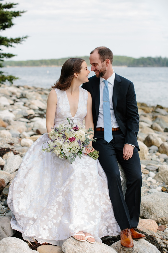 Maine Weddings in Castine