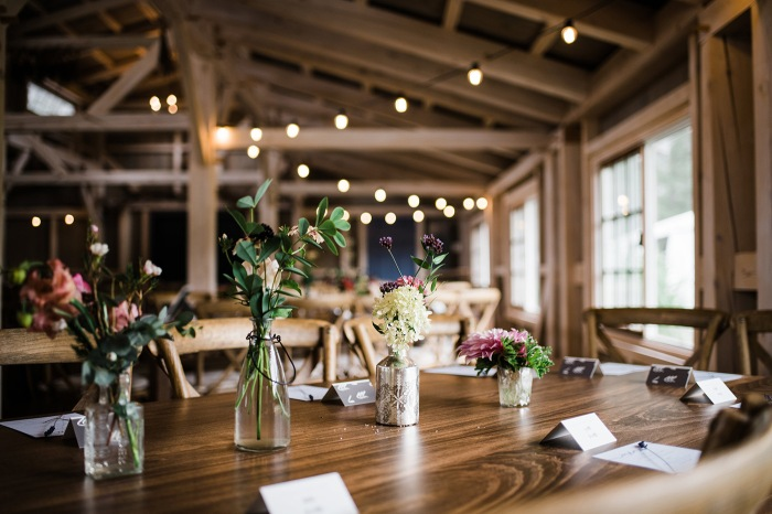 Marianmade Farm Wedding with Michelle Peele Floral by Alexandra Roberts