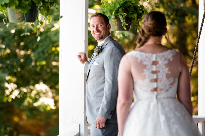Maine Maritime Museum Wedding with Michelle Peele Floral